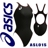 ASL01S ASICS SPURTeX FINA swimsuit black