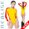 "N151 REALISE longsleeved Hydrasuit ""Easy Stretch"" yellow"