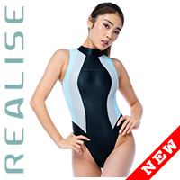 "N0371 P-3 REALISE Waterpolo swimsuit ""Easy Stretch"""