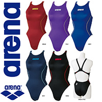 ARN-7021 Arena X-Python swimsuit with sportback