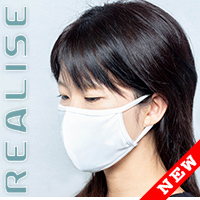 MSK-002 REALISE 2Way mask (Super Stretch) in 6 colors