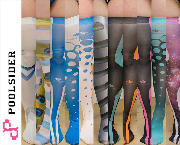 all poolsider stockings