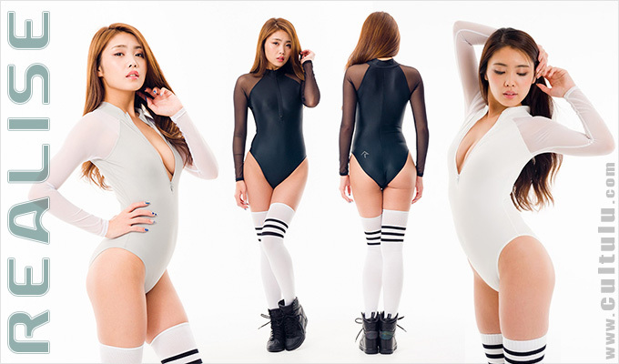 Realise longsleeved swimsuit SRN-016