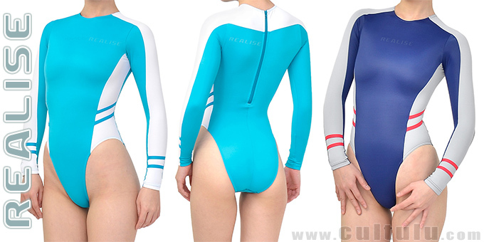 Realise updated longsleeved swimsuit style N151