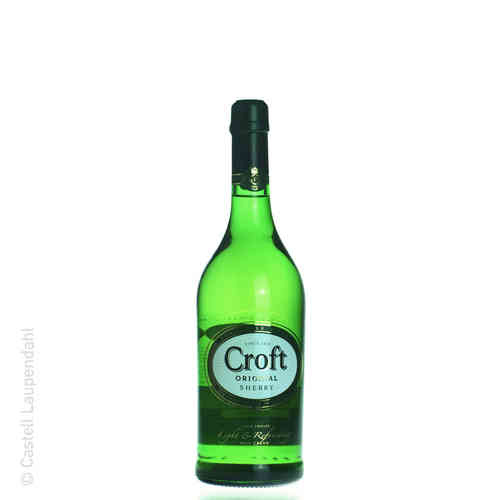 Gonzales Byass Croft Original Sherry Cream 0,75l 17,5%