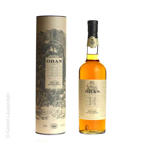 Oban 14 Years Single Malt Highland 0,7l 43%