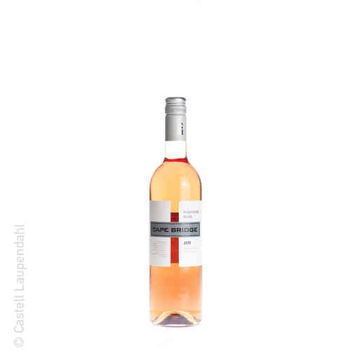 Cape Bridge Pinotage Rose S.A. 2017