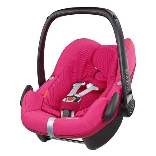 Maxi-Cosi Pebble Plus Babyschale (i-Size) - Berry Pink