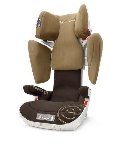 Concord Transformer XT Kindersitz 15-36kg, 974 Walnut Brown