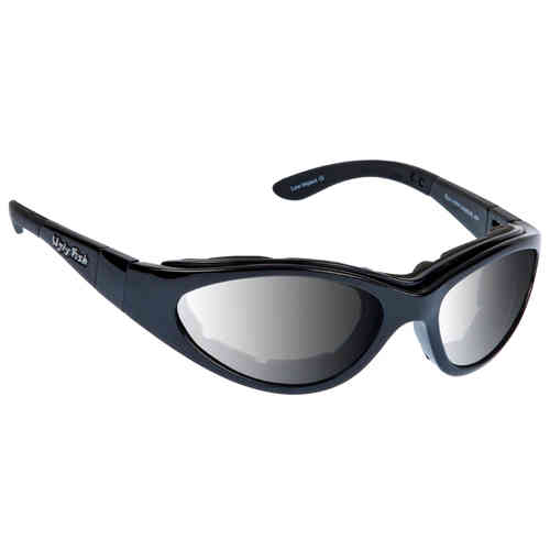 Slim Matt Black/Photochromic Smoke