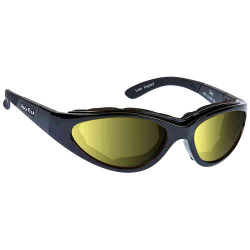 Slim Black/Photochromic Yellow