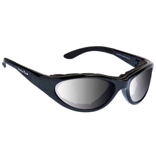 Glide Matt Black/Photochromic Smoke