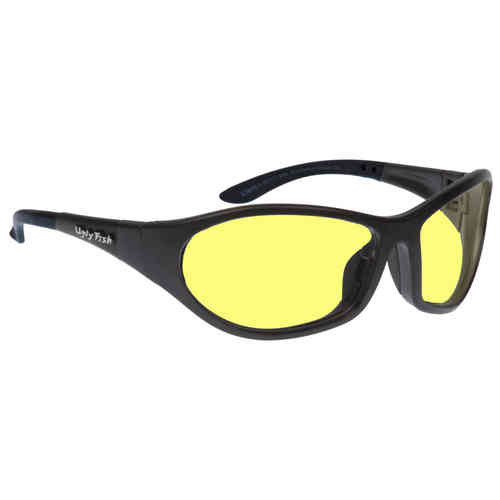 Cruize Matt Black/Yellow