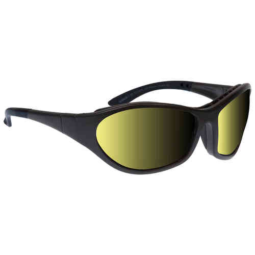 Cruize Matt Black/Photochromic Yellow