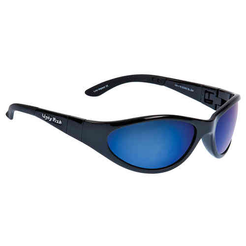 Glide Matt Black/Blue