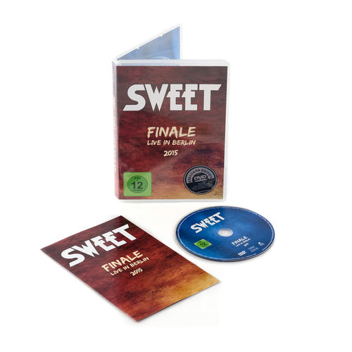 "SWEET - ""Live in Berlin""  (DVD)"