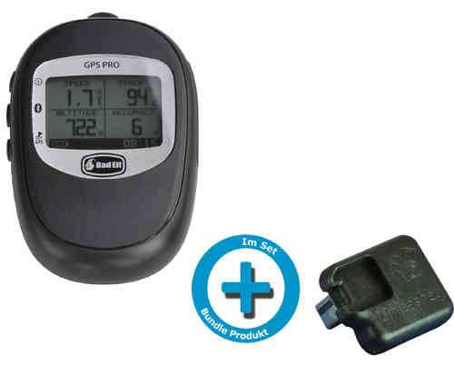 Bluetooth Geotagger Set: unleashed D90 und Bad Elf GPS Pro GPS-Logger