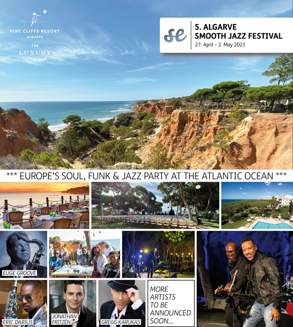 ALGARVE SMOOTH JAZZ FESTIVAL 2021