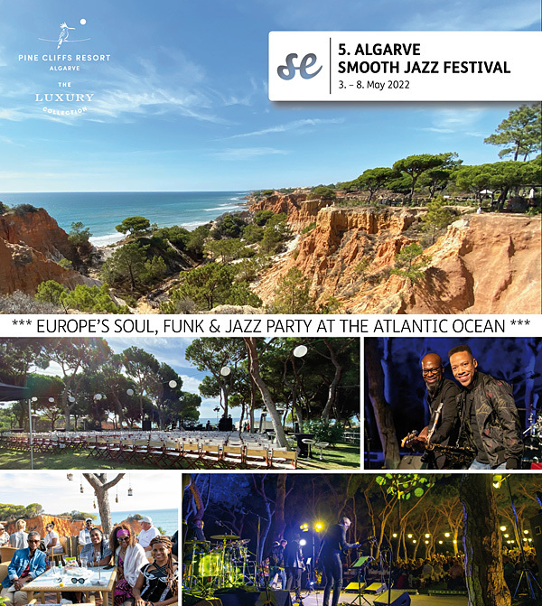 ALGARVE SMOOTH JAZZ FESTIVAL 2022