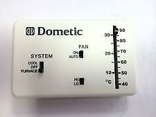 Dometic Thermostat C/F Analog