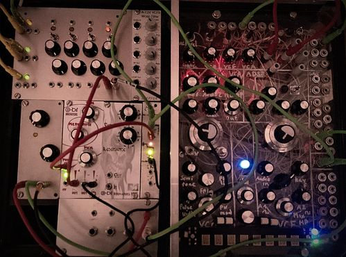 DIY - Doepfer Analoge Synthesizer